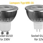 Warm, wärmer, am Wärmsten – Lichtfarbe der LED-Lampen