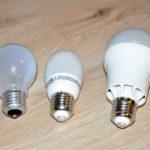 Der Test: LED Leuchtmittel vs. Energiesparlampe vs. 60 Watt Lampe