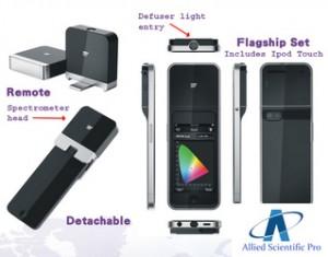 lighting passport smart spektrometer