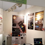 Lightingpassport Smart Spektrometer auf der Belektro 2014 in Berlin