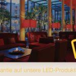 LED Produkte von LEDON: 5 Jahre Herstellergarantie