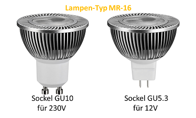 Dennoch Ist Es Dem LED Lampen Hersteller LEDON Wieder Gelungen Ihre  Produkte Zu Verbessern. Die Neuen LED Spots MR16 ...