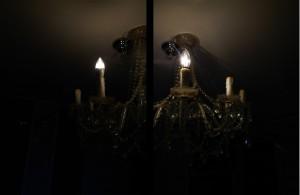 Kronleuchter Metall Für Kerzen ~ Ikea kronleuchter lerdal metall flammig kerzen und elektrisch at