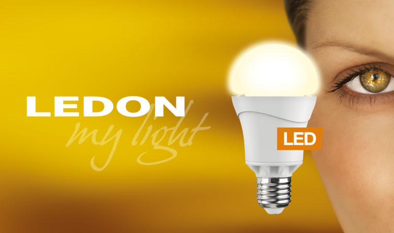 LEDON LED Lampen Double Click