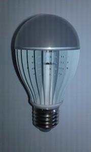 china LED bild Spektrometervergleich