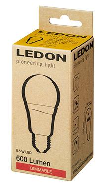 LEDON Umwelt LED lampen