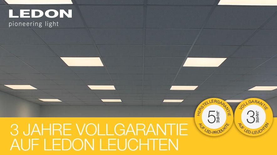 LEDON_Garantie
