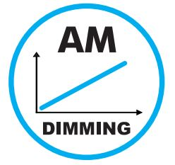 AM dimming