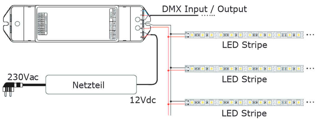 dmx control wiring diagram 26 wiring diagram images wiring rh highcare asia LED Driver Wiring-Diagram LED Driver Wiring-Diagram