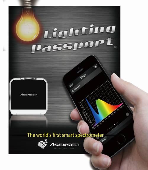 Smartphone Spektrophotometer anschauliche Darstellung