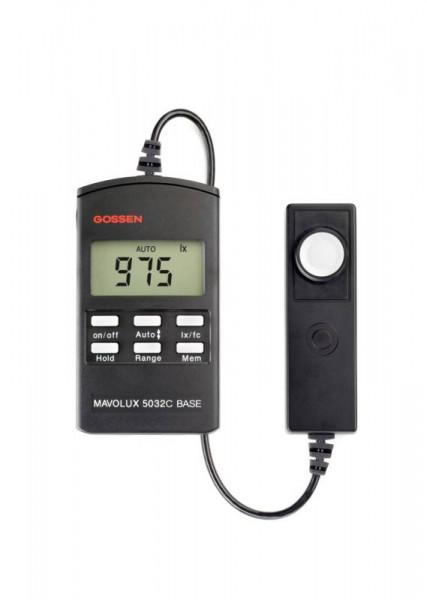 Beleuchtungsstärkemeßgerät MAVOLUX 5032 C Base