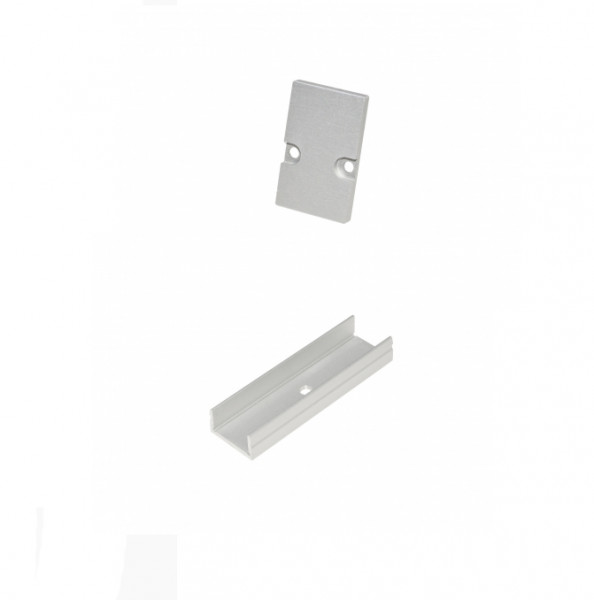 accessories for the aluminum H mounting profile