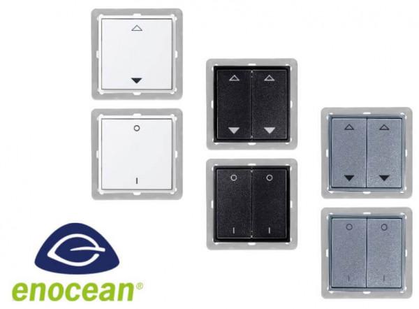 EasySens EnOcean Funkschalter 55x55 mm