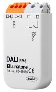 Doseneinwurf Schaltaktor für DALI