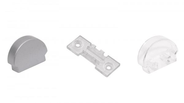 Accessories for the end cap XXLine Metro aluminum profile