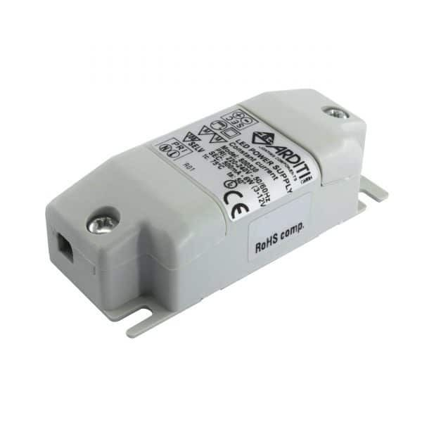 Independent LED power supply 6W with constant current 500mA