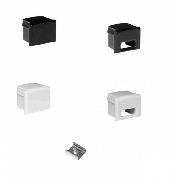 Accessories for aluminium profile AL-PU6