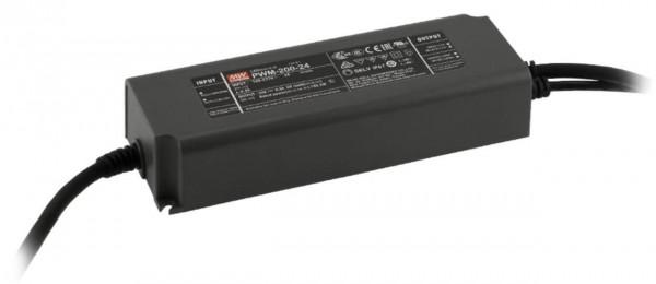 PWM 200W Konstantspannungsnetzteil (12V-24) von Meanwell, dimmbar 3in1 (0-10V, PWM, Poti) oder DALI 2.0